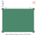 RKS Non Magnetic Green Chalk Board