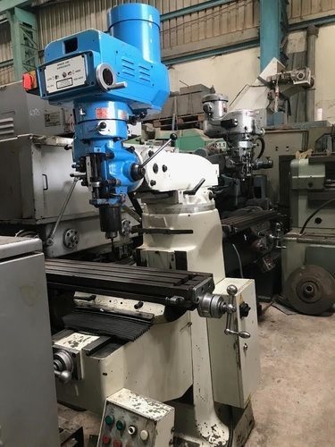 Used Machines 1 - Thread Grinder Reishauer Nrk Code Ccs-538