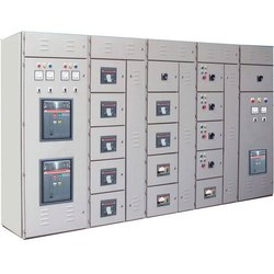 Mild Steel Three Phase Electrical Panel