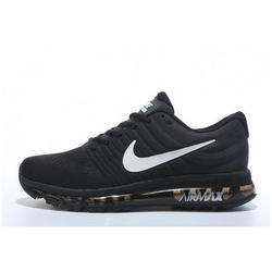 59e6378840d7b Black And Green Nike Air Max 2017 Black Green, Size: 41-45, Rs 3499 ...