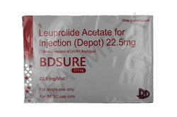 Bdsure 22.5MG (Leuprolide Acetate Inj)