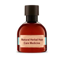 Natural Herbal Hair Care Medicine
