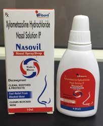 Xylometazoloine Hydrochloride Nasal Solution for Adult