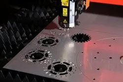 Laser Cutting Services for SS and MS