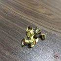 No. 200 Brass Eyelets Golden