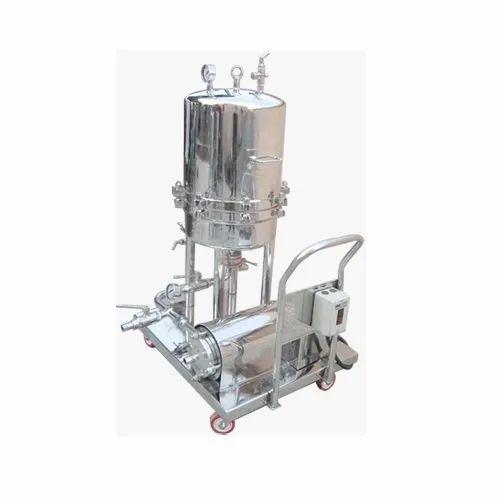 Industrial Sparkler Filter