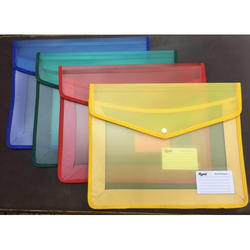 Plastic And Eco-friendly And Waterproof Convocation File Folder Bags