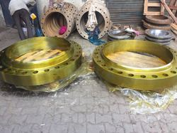 Aramco Approved Weld Neck Flanges