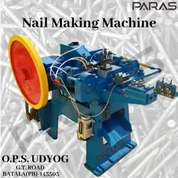 PARAS - Wire Nail Making Machine 1-4