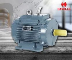 Three Phase 1440 RPM Smoke Extraction Firex Series Havells Electric Motor, Ambient Temperature: 50 Degree C, Voltage: 440 V