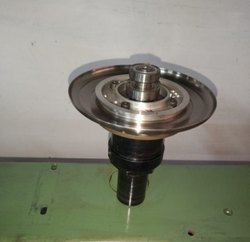 Volkmann VTS-10 TFO (Two for One Twister ) Spindle