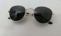 Goldan Pento Golden Black Sunglasses