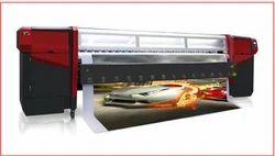 Series Solvent Printer Service