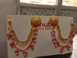 Fancy Bahubali Earings