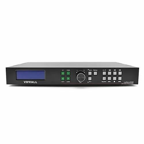 6 Channel VD WALL Video Processor