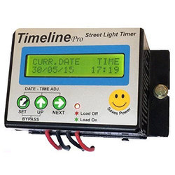 Street Light Presettable Timer