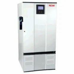 Electric REMI Vertical Deep Freezer, 185 L, Upright