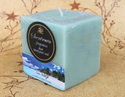 Scented Square Pillar Candle