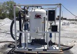 Liquid Cylinder Repairing And Vaccuming