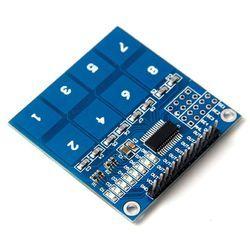 TTP226 8--Way Touch Module