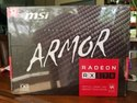 MSI Radeon RX 570 ARMOR 8G OC Graphics Card With 3 Years Warranty