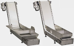Automatic Magnetic Chip Conveyor