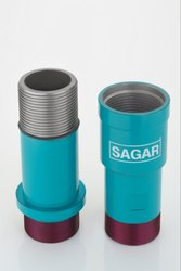 Cast Iron Column Pipe Adapter Set