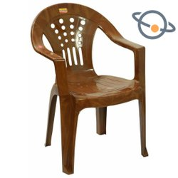 Seatwell Checks and Strips Design Chair