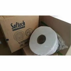 Plain Kitchen Tissue Paper Roll, Packaging Type: Carton