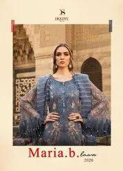 Deepsy Suits Maria B Lawn 2020 Pakistani Style Dress Material Catalog