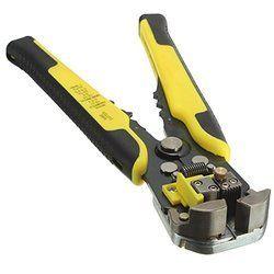 techtest Crimping Pliers, Stripping Tool, Warranty: No Warranty