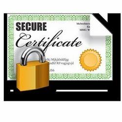 Digital Signing Certificate