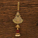 Rubygreen Length = 8 Inch Antique Classic Jhuda With Gold Plating 19936