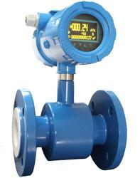 Volumetric Flow Meter