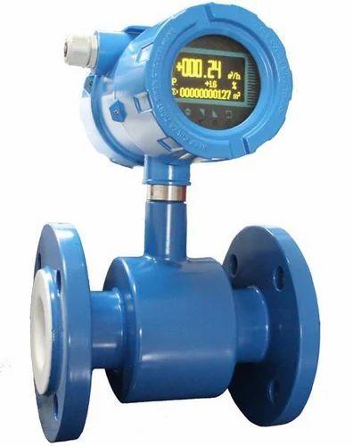 Volumetric Flow Meter