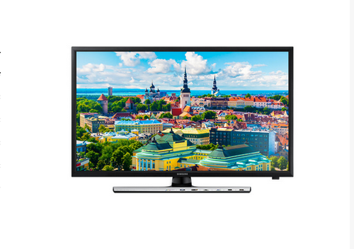 samsung tv picture size Samsung Black 80.1cm HD Flat TV J4100 Series 4, Screen Size: 32, Rs ...
