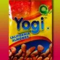Yogi Almonds Giri Packing 500gm, Packaging Type: Box