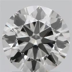 0.70ct Lab Grown Diamond CVD D VS1 Round Brilliant Cut HRD Certified Stone