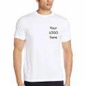 Customize Logo Printed T-shirt