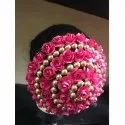Artificial Flower Juda Bun