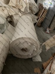 White CUP STOCK PAPER, Packet Size: In Rolls, Size: 20 -80 Inch