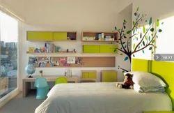 Elegant Kids Room Interior Design Service