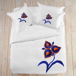 Embroidery Duvet Cover