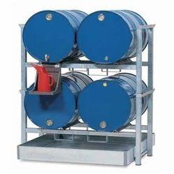 Shreenathji Drum Storage Racks