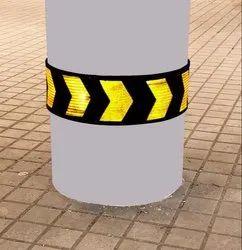 Rubber Round Pillar/Wall Guards
