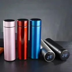 Rengvo Multicolor Stainless Steel Temperature Thermos Flask For Office, Capacity: 500 mL