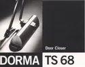 Dorma Door Closer