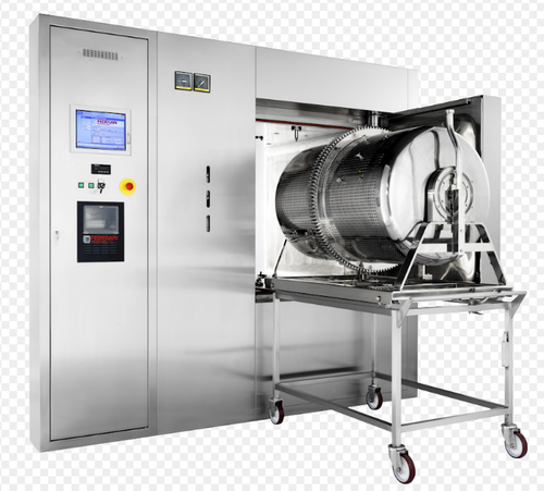 Steam Sterilizer Autoclave Rubber Bung Processor Cum