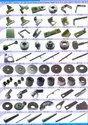 Drawing Frame Spares of RIETER SB2,SB10,SB20, RS-B51,RSB -851, RSB-951, D10, D30, D30C, D35, D40