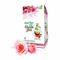 Sweet Rose Green Tea